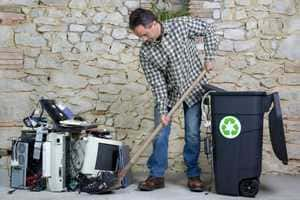 Dont Throw E-waste - Recycle It