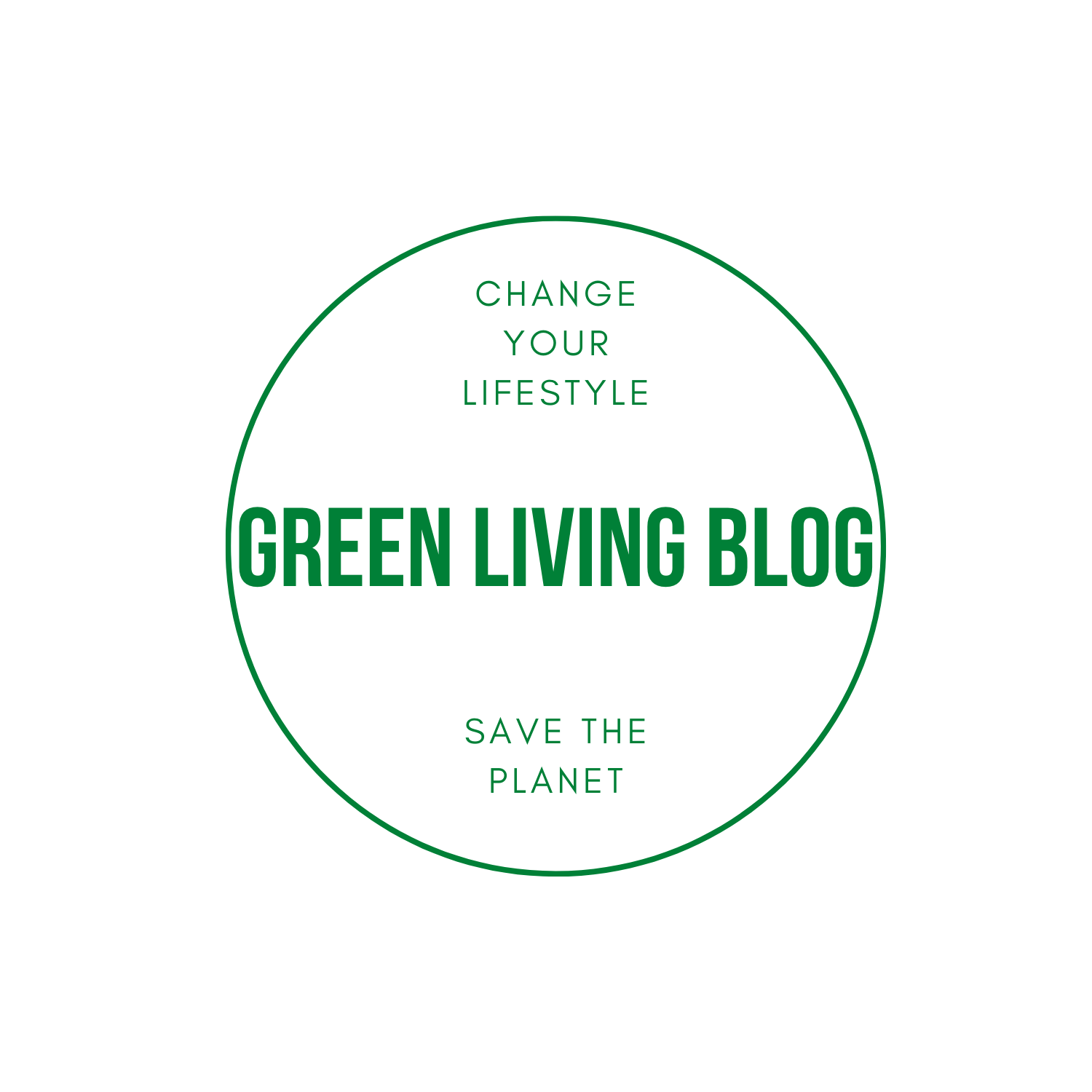 Green Living Blog logo