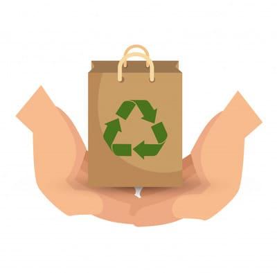 Reuse & Repurpose – eco friendly living room