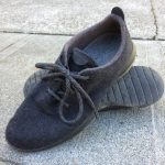 Allbirds sustainable footwear made from wool and trees