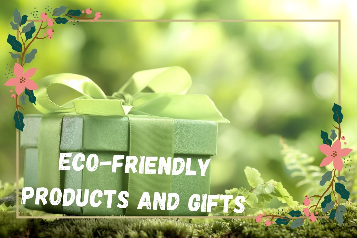 Eco-friendly Products And Gifts