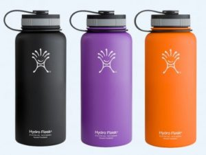 Hydro Flask Metal reusable hot and cold water bottles