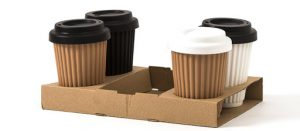 ONYA life reusable silicon coffee cups