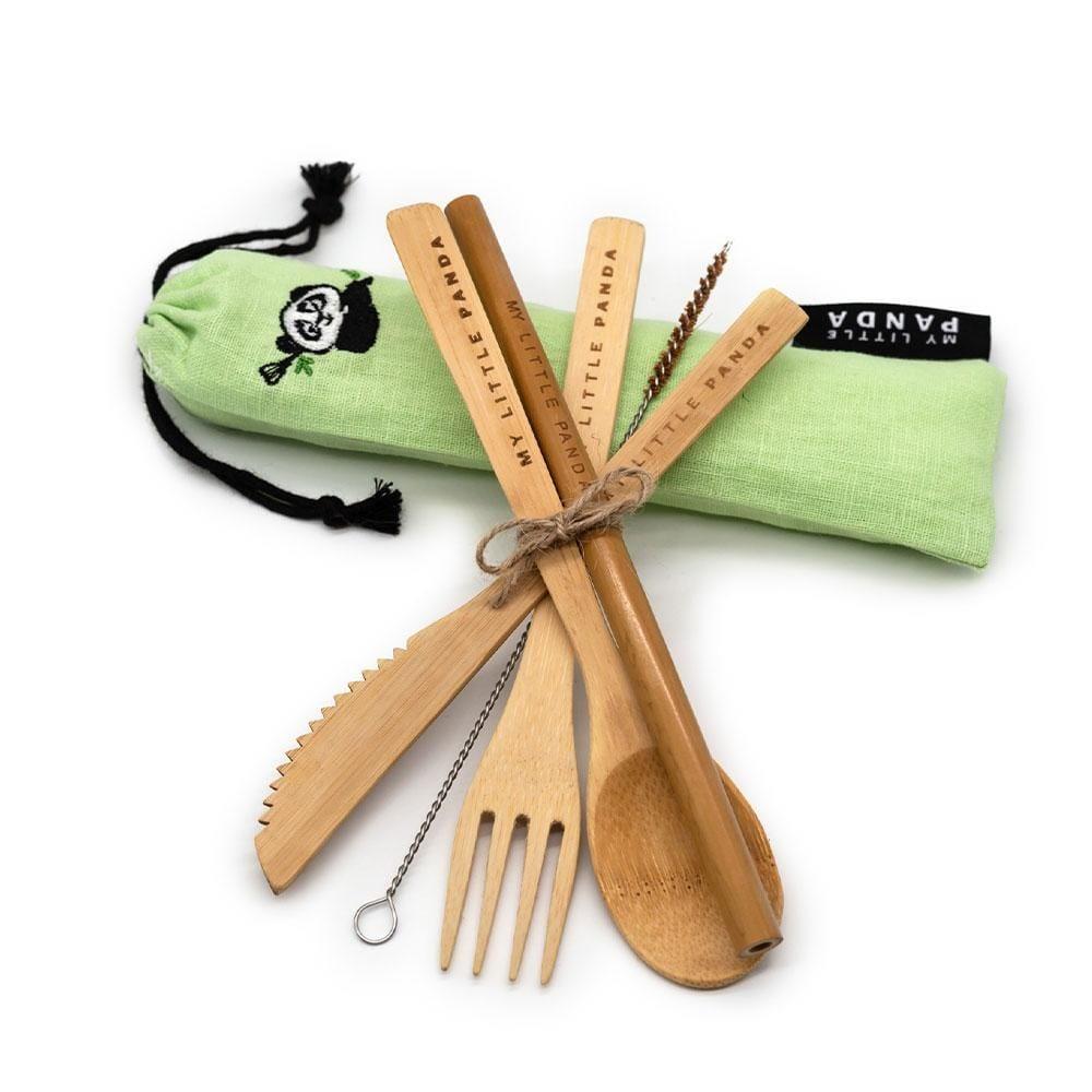 TinyPanda wood utensils