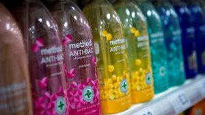Wearth London Organic cleaning products