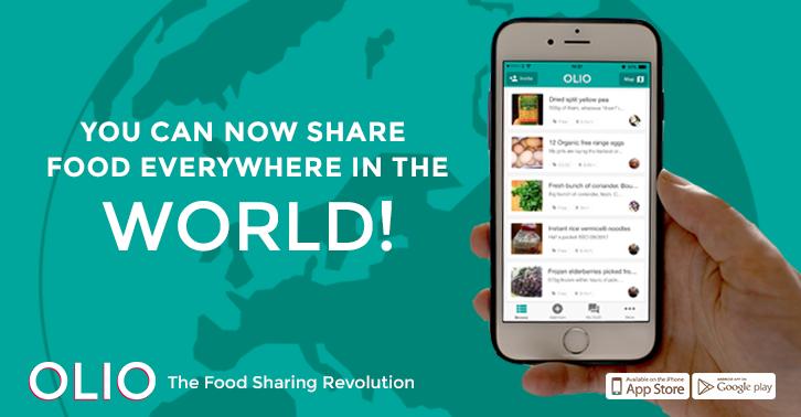 Olio – green apps