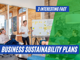 3 Interesting Facts about Business Sustainability Plans & their Effectiveness