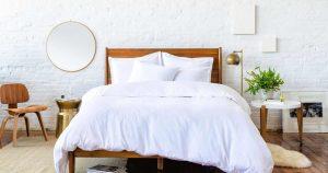 Organic Bedding - Green Bedroom Ideas