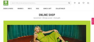 Oxfam Online